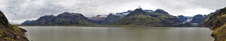 Lac de Morsardalur lake - Randonnée au PARC National de SKAFTAFELL, en Islande Iceland Islenk - Blog Voyage Trace Ta Route