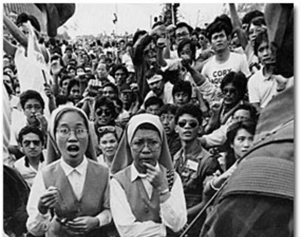EDSA People Power 1986 | ... people power revolution 1986 tagalog , edsa people power revolution