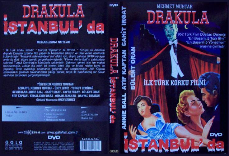 Drakula Istanbul'da (1953) Turkey