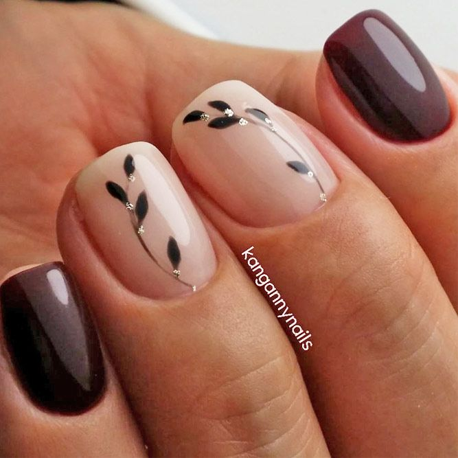 The 25 best short nails ideas on pinterest short nails art check out these do it yourself trendy nail designs for short nails we know prinsesfo Images