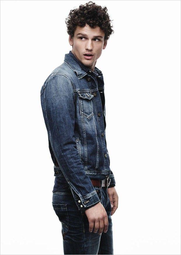 Simon Nessman for Pepe Jeans Spring Summer 2016