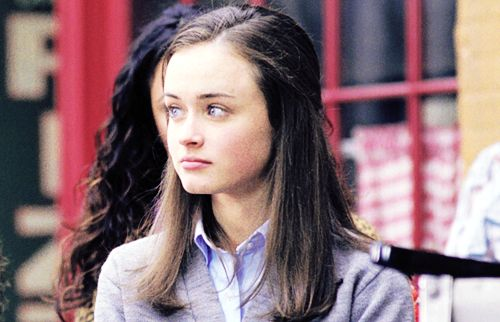 ISFJ Rory Gilmore from Gilmore Girls