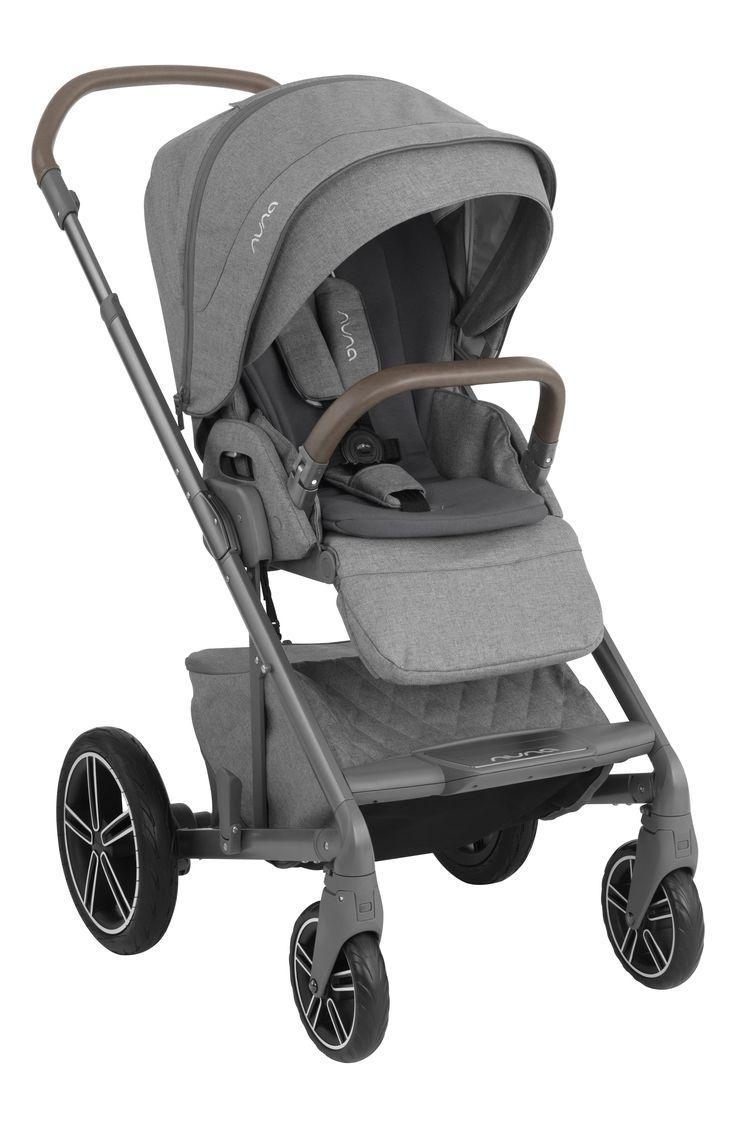 Infant nuna 2019 mixx stroller size one size grey