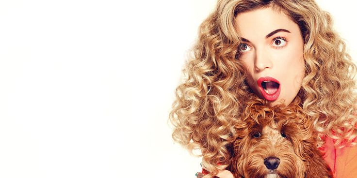 COSMOPOLITAN - How to avoid frizzy curls in wet weather featuring Bouclème's natural curly range