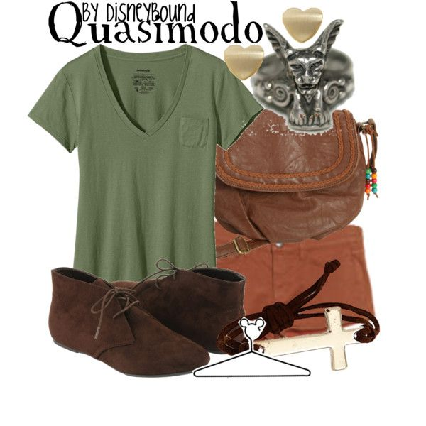 """Quasimodo"" by lalakay on Polyvore"