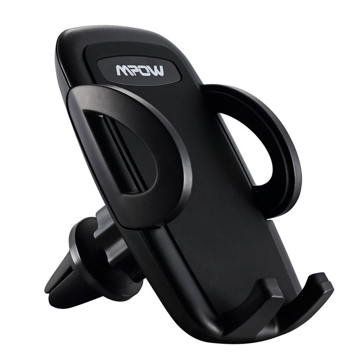 Mpow Air Vent Car Mount Holder 360 Degree Adjustable Universal Phone Stand Mount Holder for IOS Android 4-6 inch Smart Phones //Price: $12.99//     #Gadget