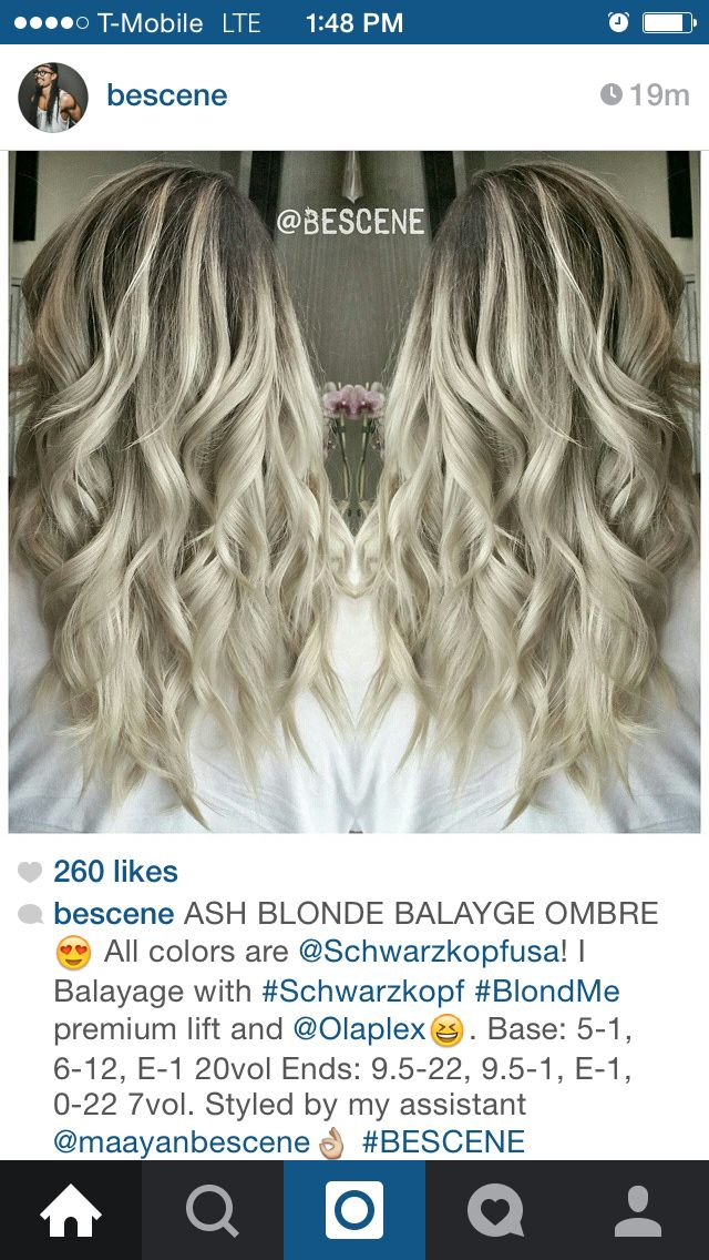 Instagram Post by Linh Phan💀HAIRSTYLIST,COLORIST (@bescene ...