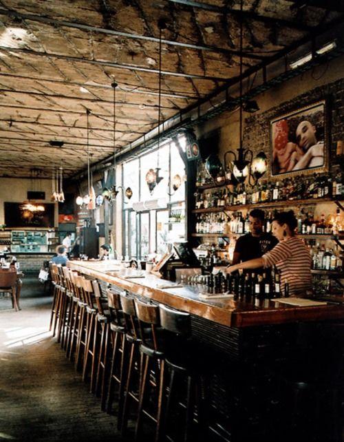 Restaurant Bar Design In 2018 Pinterest Cafe And