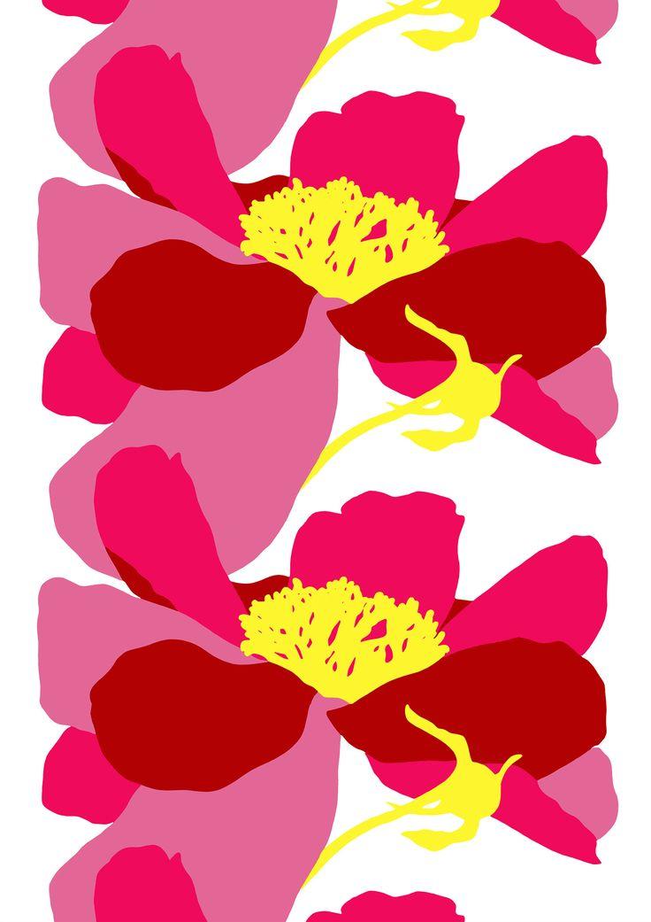 Miranda, pink by Marjatta Metsovaara