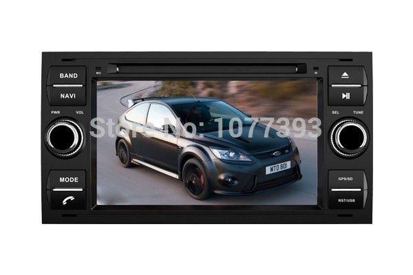Автомобильный gps для форд фокус Smax C-max партии Galaxy Kuga 1 г CPU 3 г хост поддержка DVR HD экран аудио-и видеоплеер бесплатная доставка