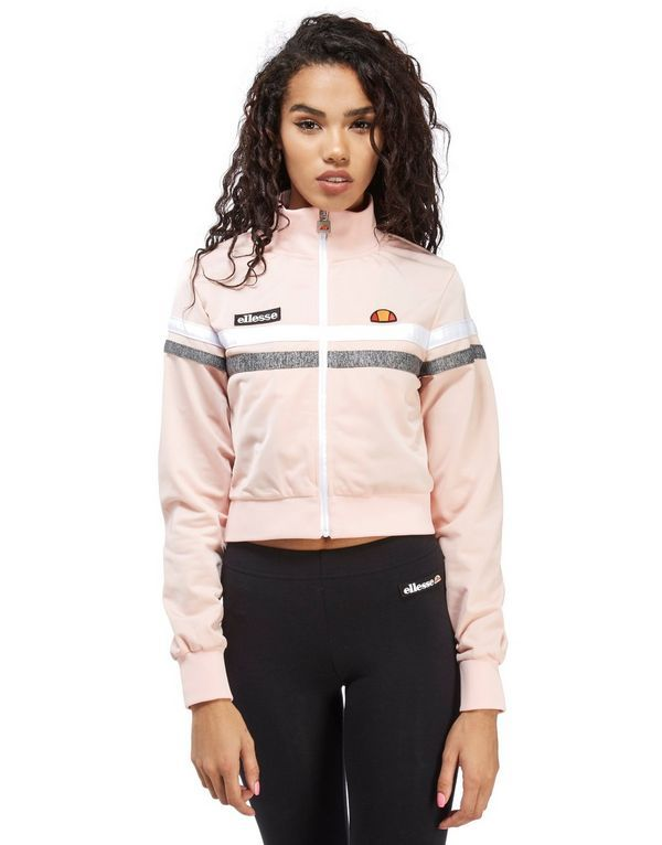 ELLESSE ACE CROP TRACK TOP #style #fashion #trend #onlineshop #shoptagr