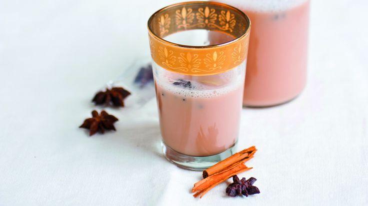 Recept: Jamila's kamille chai latte