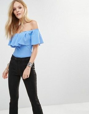 Bardot top from ASOS by Free People