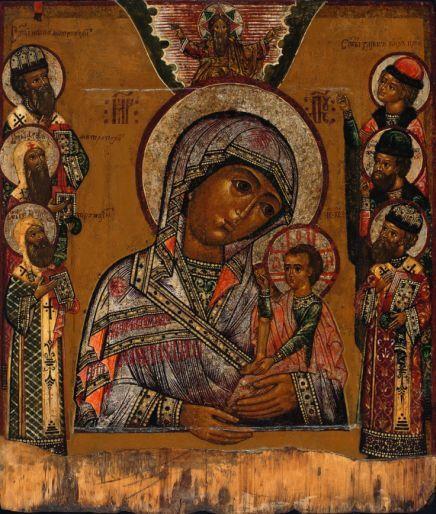 👌 L'icona russa a Palazzo Braschi: ecco la storia di un'opera d'arte 👌