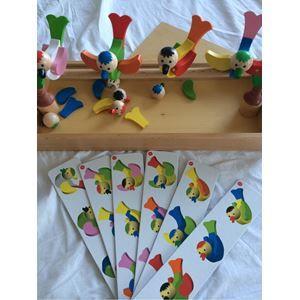Magnetisk legetøj, Go Go Toys, Kvalitets trælegetøj leveret