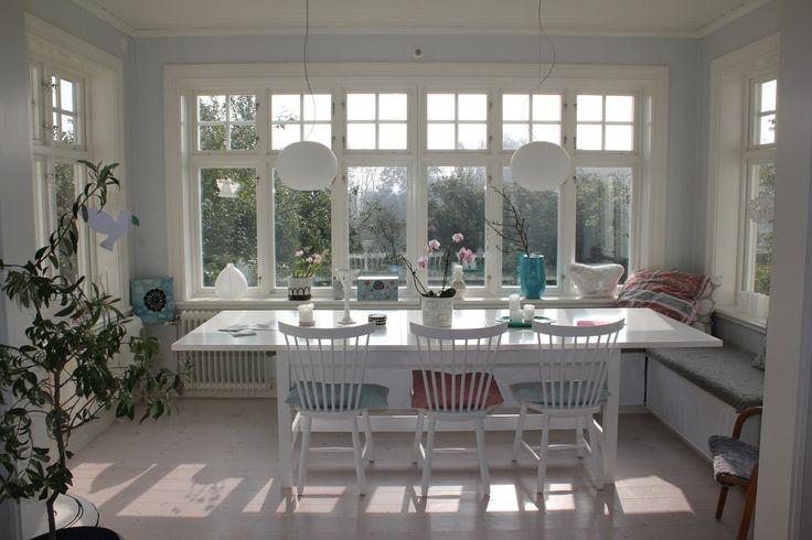 :: gladparti och fönstermodell