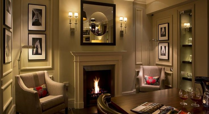 Forget cosy, wood panelled pubs and trendy, cosmopolitan wine bars. This winter, the place to curl up with a nice hot toddy is, believe it or not, the library. No longer the preserve of bookish geeks, pottering pensioners and panicky students, more and more of London's prestigious hotels and bars are opening swanky, book-filled watering …