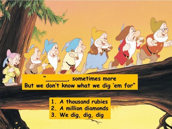 The Hardest Disney Song Lyric Test Youll Ever Take