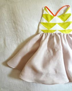 willaby.Little Girls, Raw Silk, Blushes Pink, Blush Pink, Pink Linens, Quilt Dresses, Lemon Yellow, Patchwork Quilt, Neon Lemon