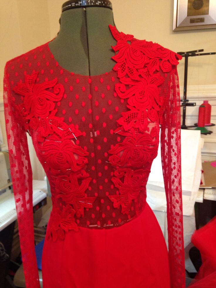Preparando nueva colección de Atelier 2015