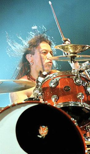 Randy Castillo (1950 - 2002)Former drummer for Ozzy Osbourne and Motley Crue