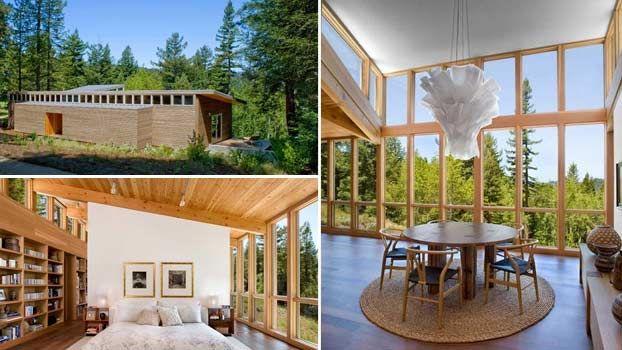 Oltre 25 fantastiche idee su case in legno su pinterest for Progetti di case moderne