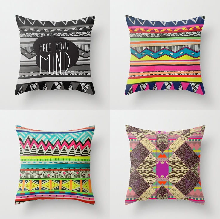PILLOWS!! + FREE Shipping until Monday!