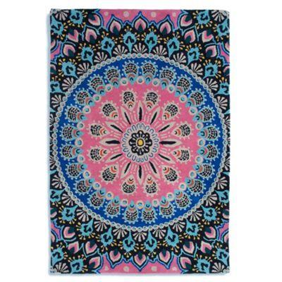 Debenhams Multi-coloured wool 'Nomadic' rug- at Debenhams.com