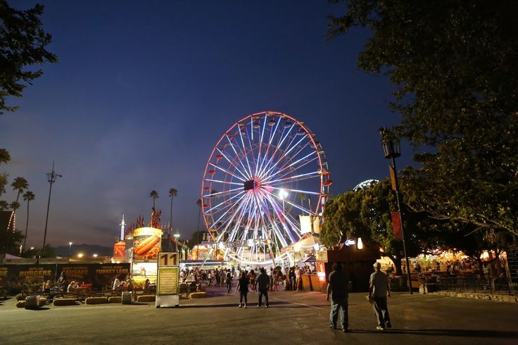 Where To Labor Day Weekend: #5, The Los Angeles County Fair