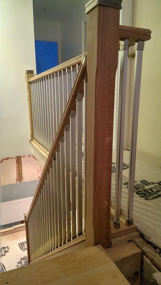 Solution Stair Parts Bundle Rake Kit