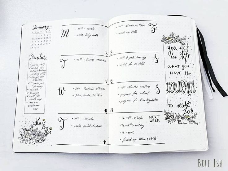 @bolf_ish I am Madalina and I am a bulletjournalnewbie :) Been planning and journaling for a lifetime, but…""