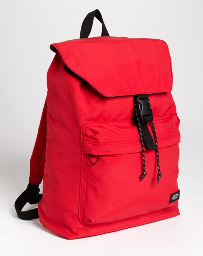 If I were ever to go camping I would have to have this Jack Spade camp knapsack