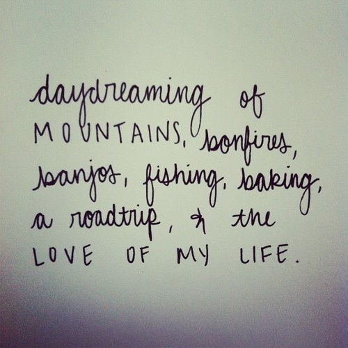 daydreaming about you quotes - photo #39