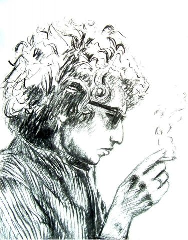 2-Bob Dylan Art Works