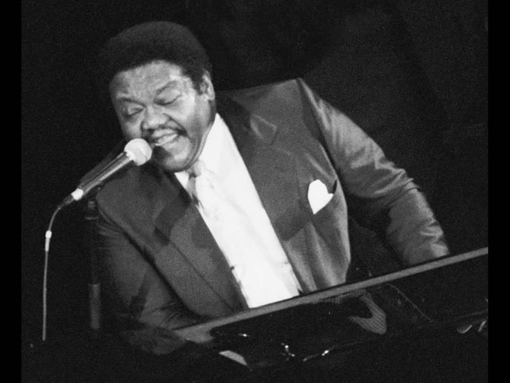 """The famous song sung by Fats Domino: """"Going to Kansas City, Kansas City Here I Come""""!"""