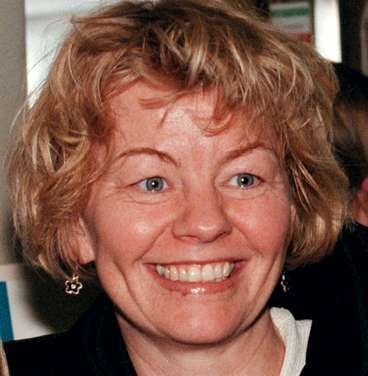 Inger Nilsson (1959-), actress of Pippi Långstrump.
