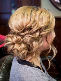 peinado cabello corto ondulado