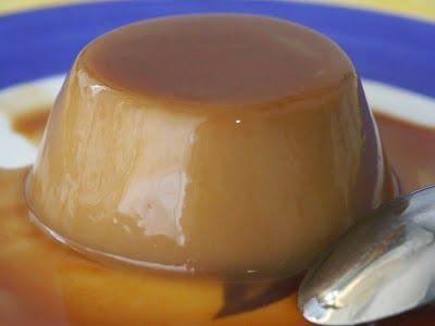 Varomeando: Panna cotta de café