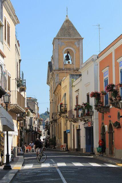 Lipari, Sicily.