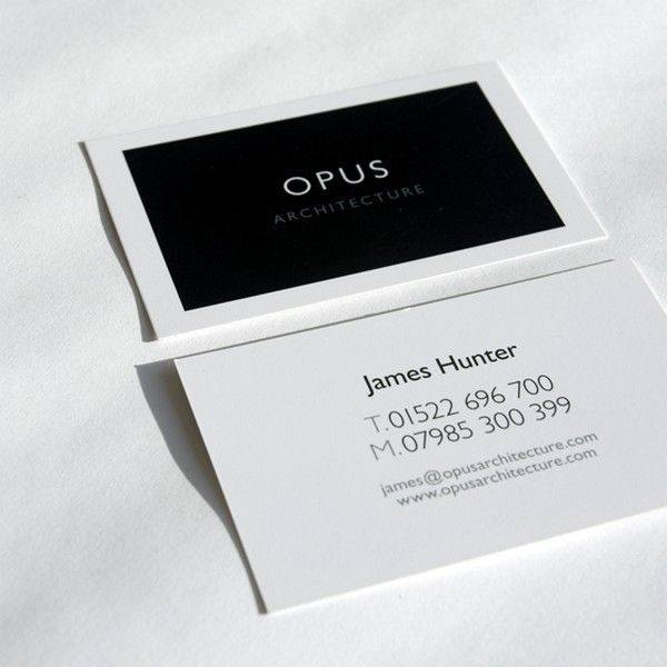 39 best images about architect business cards on pinterest - Creative names for interior design business ...