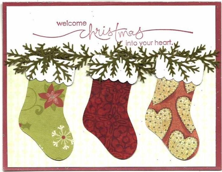 1283 Best Cards Christmas Ideas Images On Pinterest Holiday