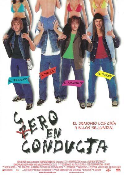 Cero en conducta (1999) C tt0165710