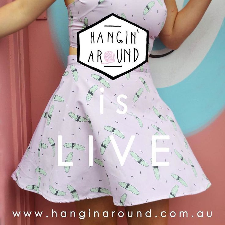 Hangin' Around is LIVE!  The time has finally come to release this baby into the world and I am so excited to be able to provide you lovely people with another ethical (and super cute) alternative to fast fashion. By supporting this label you are supporting a more sustainable future and I am so thankful for everyone who has helped me along this journey. I am the luckiest gal alive! //  Shop Hangin' Around Season 1 now!  // http://ift.tt/2eustP7 // #hanginaround #hanginaroundtextiledesign…