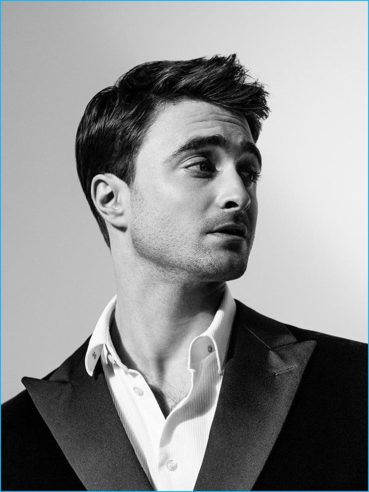 Robert Wunsch photographs Daniel Radcliffe for L'Officiel Hommes Netherlands.
