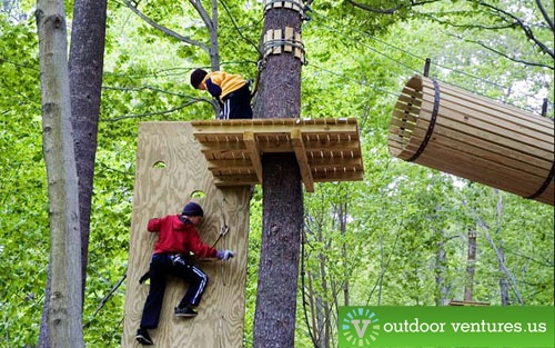 15 Best Sky Trail 174 Ropes Course Images On Pinterest