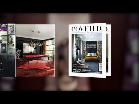 Coveted Magazine 4th edition - ➤ Discover the season's newest designs and inspirations. Visit us at www.covetedition.com #CovetEDMagazine #CovetEdition #luxurymagazines @CovetedMagazine