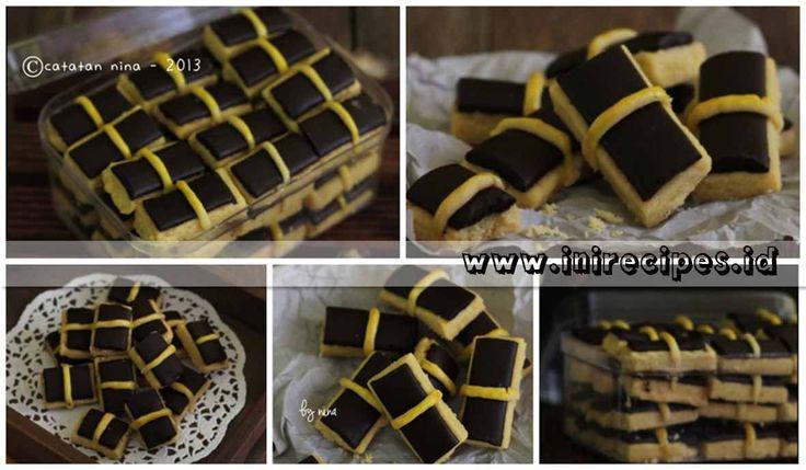 Chocolate Stick Cookies Ny Liem. Lebih Renyah. Gurih dan Manis!...