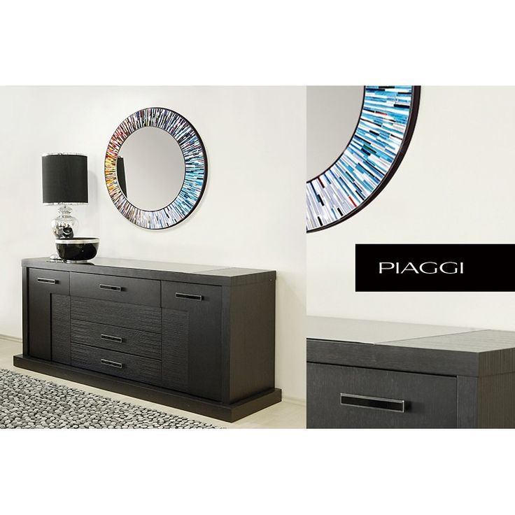 Handmade mirrors: Roulette Multicolour ♥♥ http://piaggi.co.uk/store #Piaggi #mirrors #Design