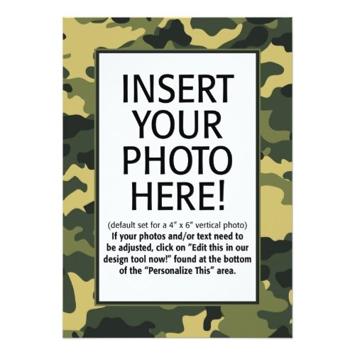 121 best military birthday party invitations images on pinterest, Birthday invitations