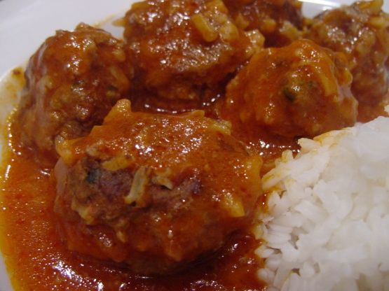 Better Homes And Gardens Porcupine Meatballs